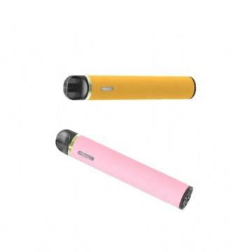 2020 heavy-metal-free leakage proof empty disposable cbd vaporizer vape pen with 316 SS material