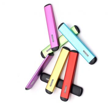 USA custom cbd pen battery 0.5/1.0ml Electronic Cigarette rechargeable 280 mah Disposable vape Pen